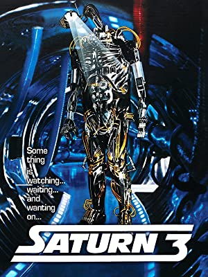 Amazon.com: Watch Saturn 3   P...