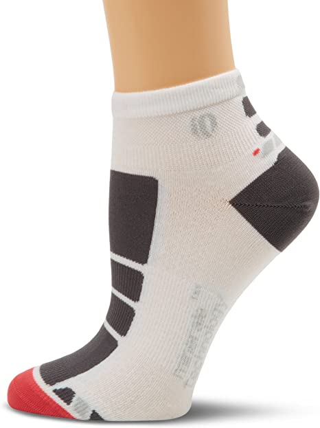 Small 3 Pairs PEARL IZUMI Women/'s Black Cycling ELITE Low Socks Sz