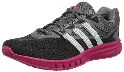 adidas - Galaxy 2 W - AF5570 - Color: Black-Grey-Pink -