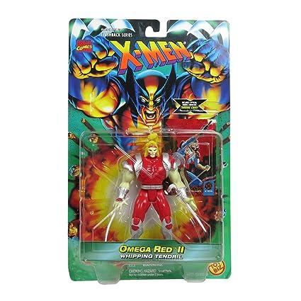 Marvel Comics X-Men Flashback Series Omega Red II Figure