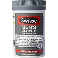 Swisse Mens Ultivite F1 60 Tab