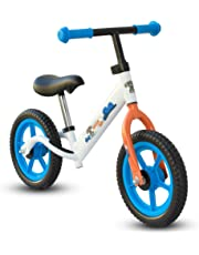 "Kids Child Push Balance Bike Bicyle 12"" Animal"