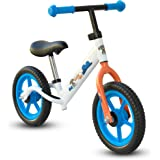 "Kids Child Push Balance Bike Bicycle 12"" Animal"
