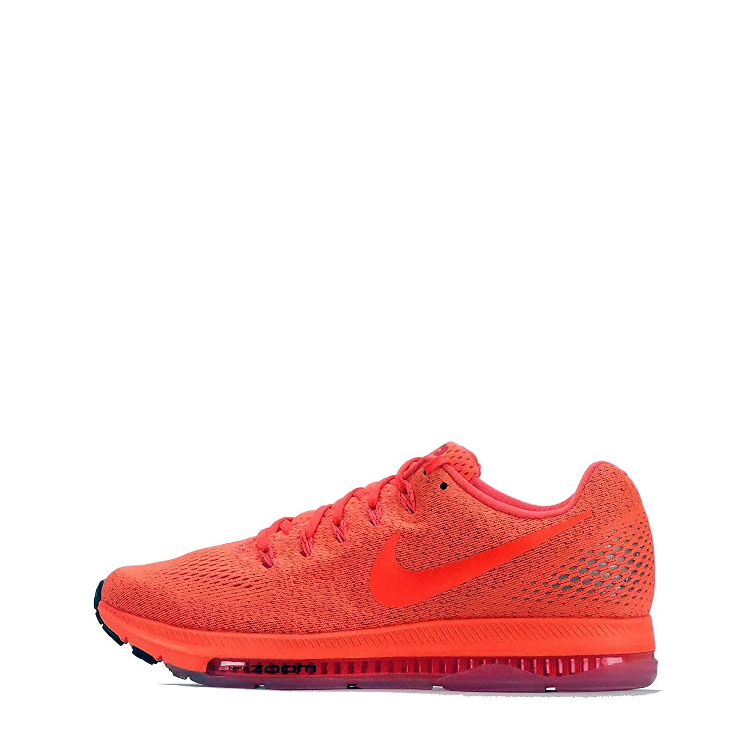 NIKE Zoom All Out Low Men's Running Sneaker B072M8LPQ6 12 D(M) US|Total Crimson / Total Crimson