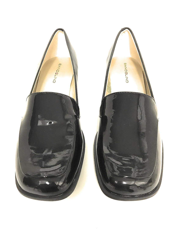 Bandolino Womens Presho Loafers Black