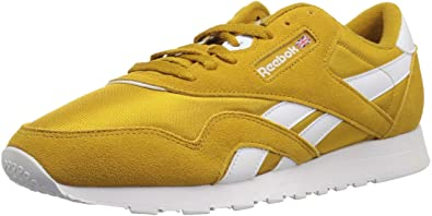 77942d03d8b Reebok Men s Cl Nylon Gymnastics Shoes  Amazon.co.uk  Shoes   Bags