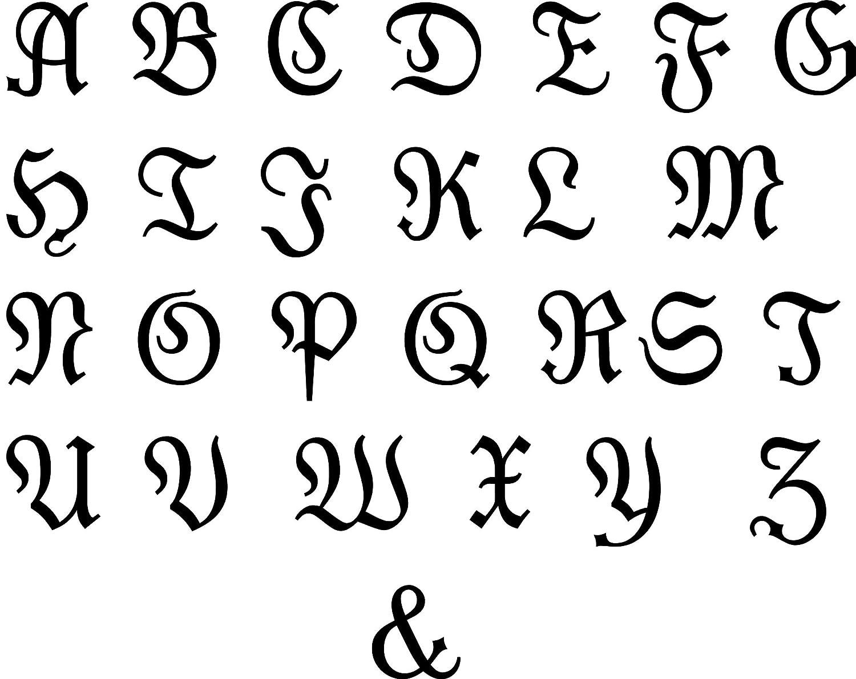Zierranke Petschaft Teakholz Siegelstempel Initialen Script MD 2 Buchstaben