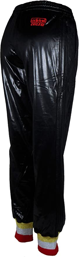 exterior Circulo martillo  adidas Chile 62 - Pantalones de chándal para mujer, mujer, color negro -  negro, tamaño 40 [DE 38]: Amazon.es: Deportes y aire libre