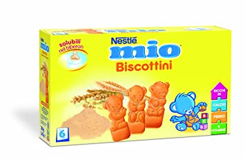 Nestlé My Biscuits 2x180g