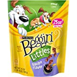 Purina Beggin' Bacon Flavor Dog Snacks - (6) 6 oz. Pouch