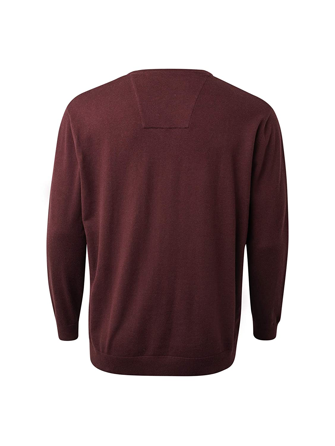 TOM TAILOR Men Basic V-Neck Maglione Uomo