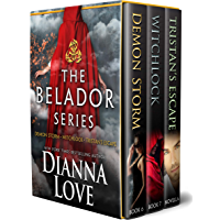 Belador Box Set: Books 5, 6 and 6.5 (English Edition)