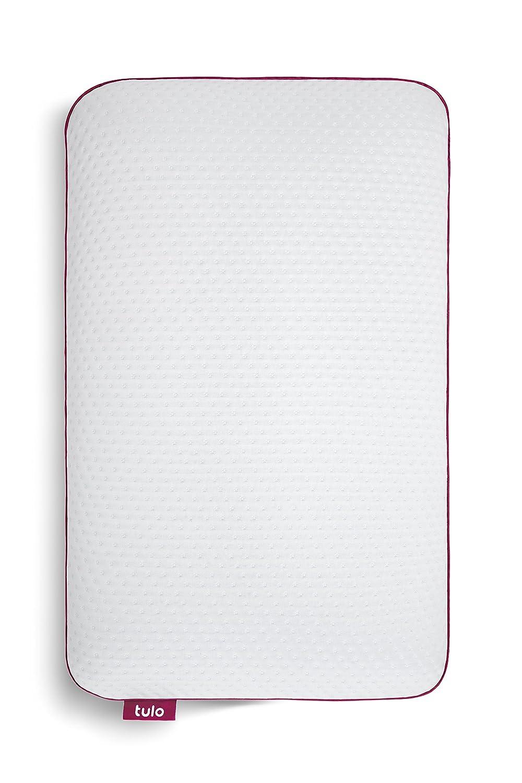 tulo Soft Foam Pillow White TSP0011