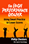 The High Performance Golfer: Using Smart Practice to Lower Scores (Red Golf Blue Golf Book 4) (English Edition)