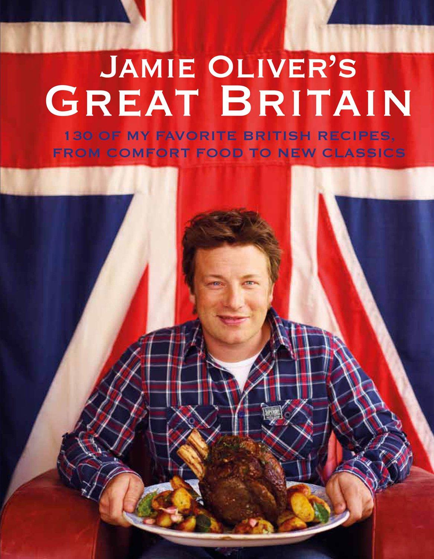 Jamie Oliver Comfort Food Book