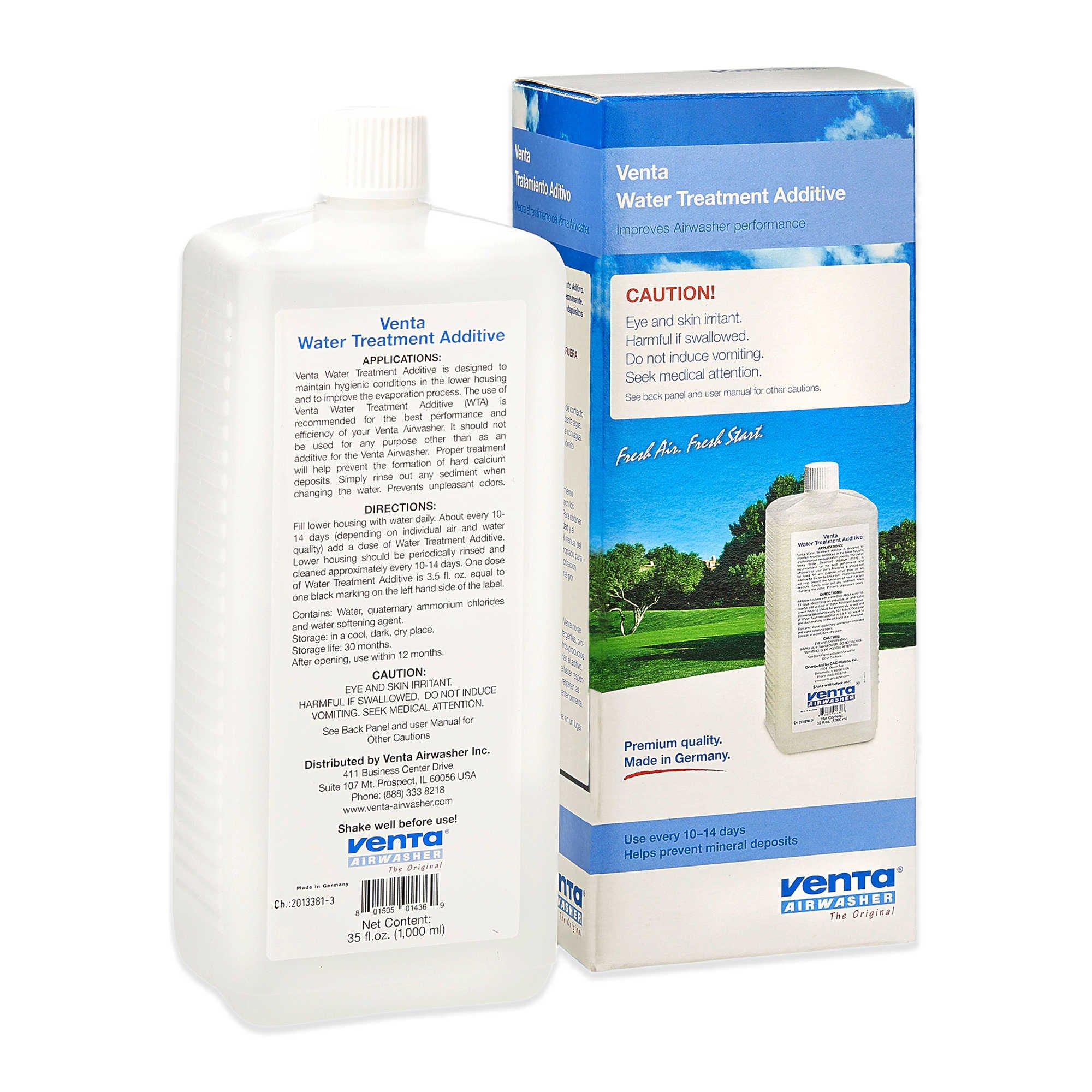 Venta Airwasher Water Treatment Additive, 35 oz Bottle (3)