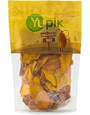 Yupik Organic Mango Sliced, 0.45Kg