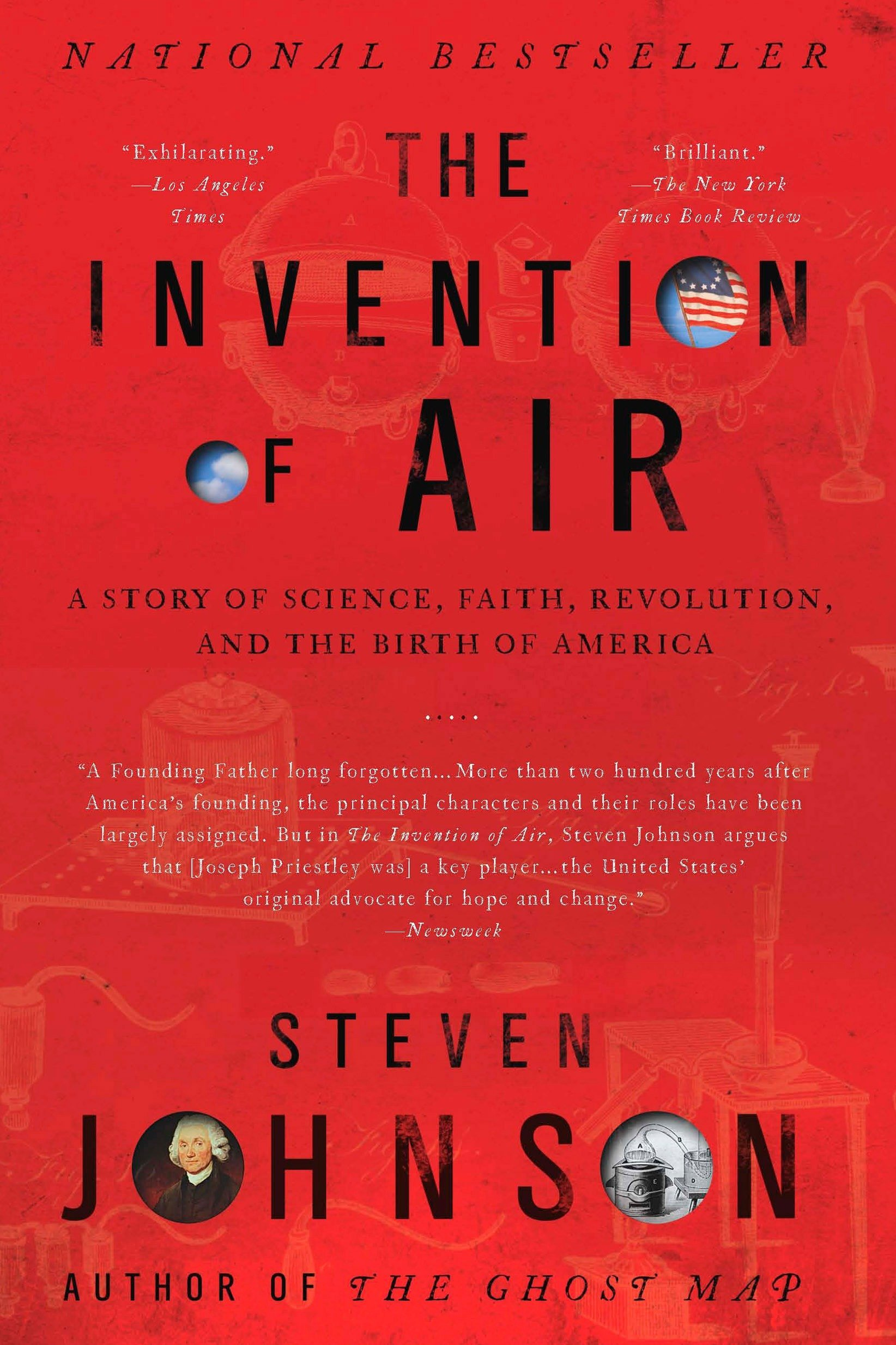 Book Review In Different Key Story Of >> Amazon Com The Invention Of Air A Story Of Science Faith