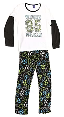 6f3c7b4a4 Amazon.com  Prince of Sleep Plush Pajama Set for Boys  Clothing
