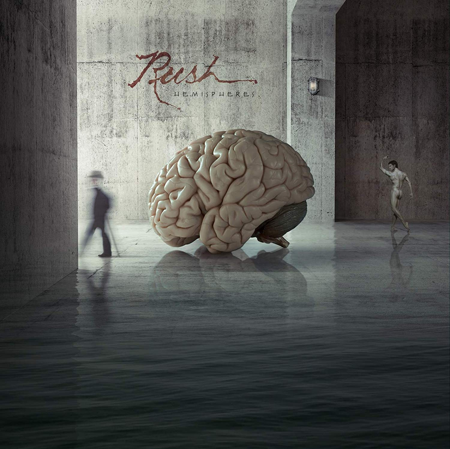 CD : Rush - Hemispheres (40th Anniversary) (Anniversary Edition, Digipack Packaging)
