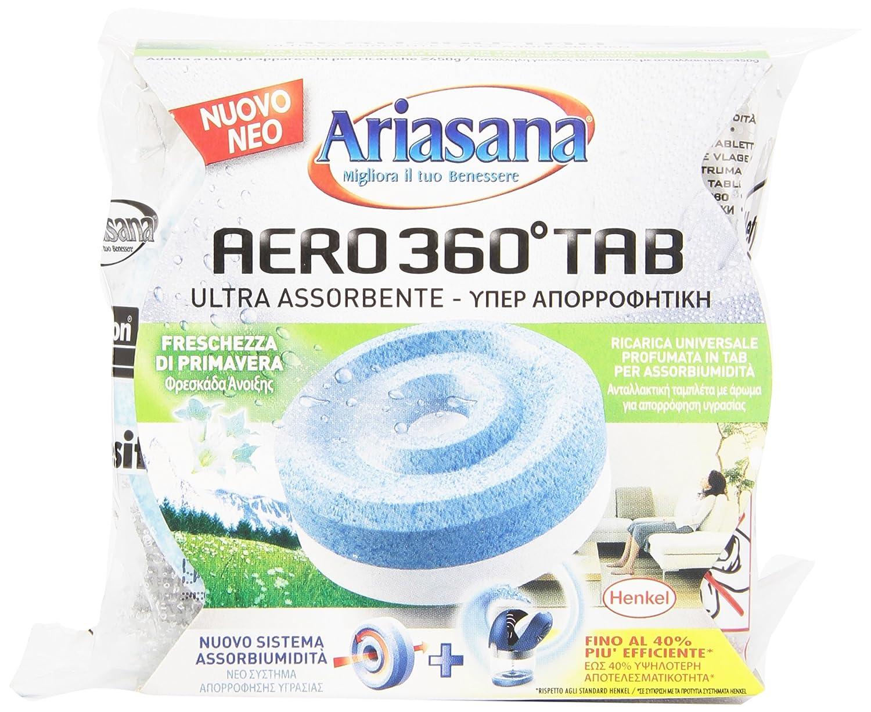 Ariasana - Aero 360˚ Tab, Ultra assorbente , 450 g Henkel Italia B2_0458403