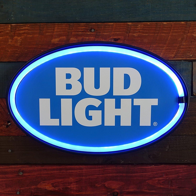 Amazon.com: Bud Luz LED Señal, señal 16