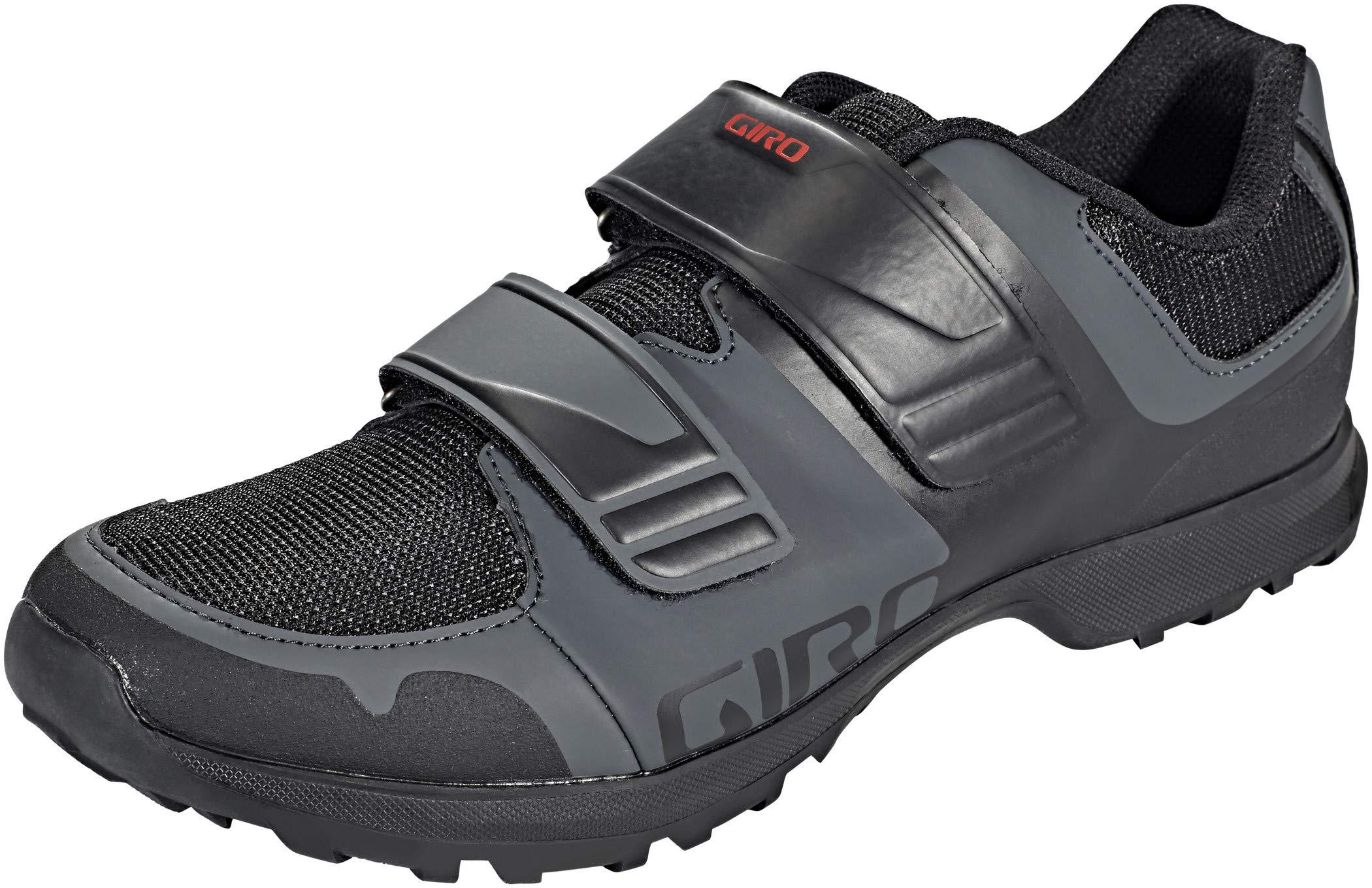 Giro Berm Cycling Shoes - Men's Dark Shadow/Black 39