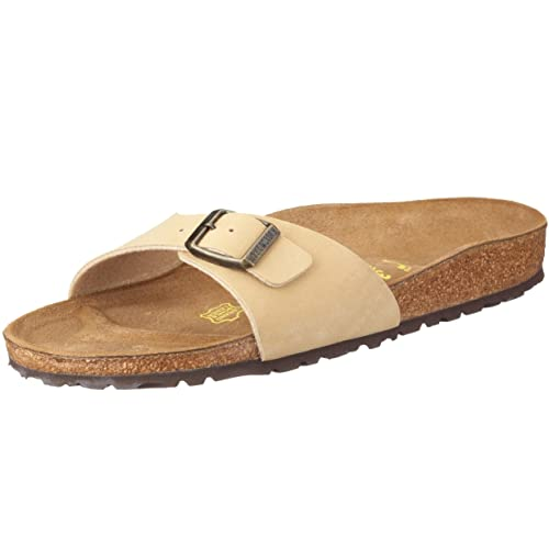 Birkenstock Madrid, zapatillas estrecho: Amazon.es: Zapatos y complementos