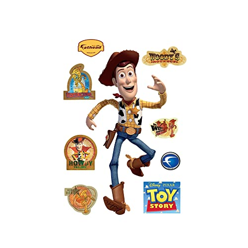 Toy Story Wall Decals Woody