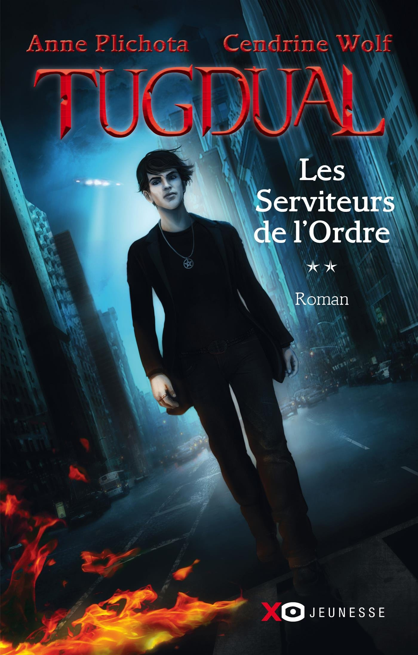 Read Online Tugdual - tome 2 - Les Serviteurs de l'Ordre PDF