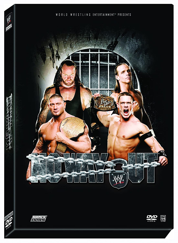 Amazon com: WWE: No Way Out 2007: John Cena, Batista, Shawn