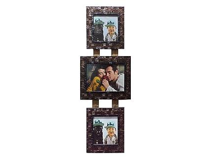 Buy Art N Soul Superior Wall Hanging Multi Collage Photo Frame Set ...