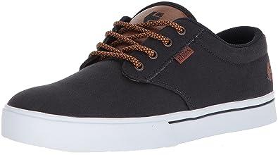 Etnies Fader 2, Chaussures de Skateboard Homme, Gris (Grey/Black/Red), 37 EU