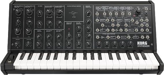 Korg MS20 Mini Semi-Modular Analog Synthesizer (MS20MINI)