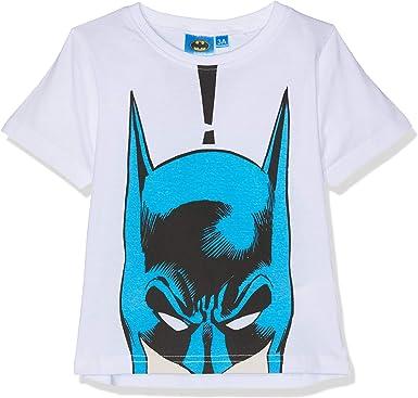 DC Comics Batman Gotham Camiseta para Niños: Amazon.es: Ropa y accesorios