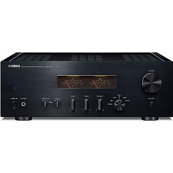 Yamaha A-S1100BL Power Amplifier (Black)
