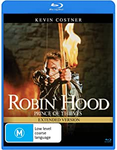 Robin Hood: Prince Of Thieves - Extended Version - Bd
