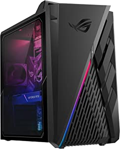 ROG Strix G35 Gaming Desktop PC, GeForce RTX 2080 Super, Liquid Cooled Intel Core i9-10900KF, 32GB DDR4 RAM, 1TB PCIe SSD, Dual Hot-Swap SSD Bays, Windows 10 Professional, G35CZ-XB982