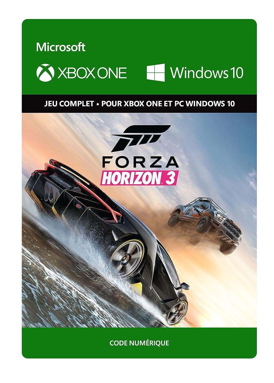 Forza Horizon 3: Édition Ultimate [Xbox One/Win 10 PC - Code jeu à  télécharger]: Amazon.fr: Jeux vidéo