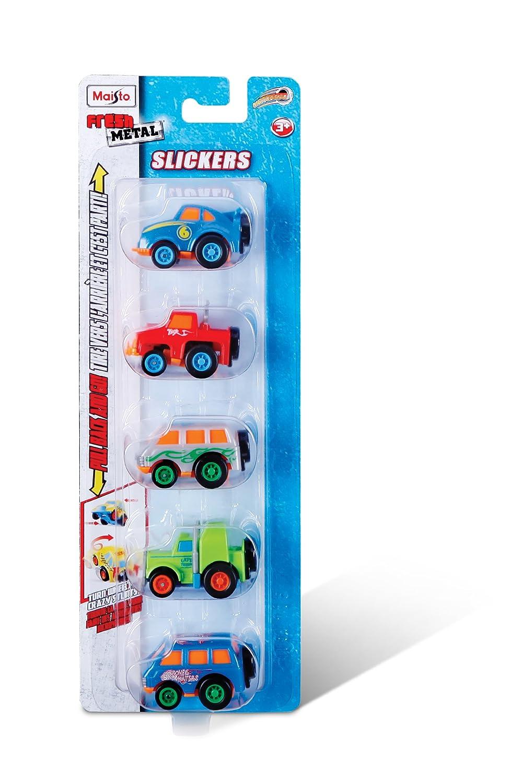 5-Pack Maisto Maisto Fresh Metal Slickers Diecast Vehicles Domestic 15261