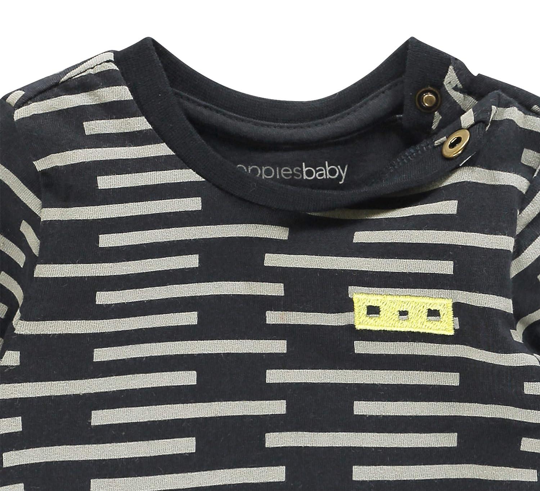 Noppies Baby-Jungen Langarmshirt B Tee Ls Wadsworth AOP 84733