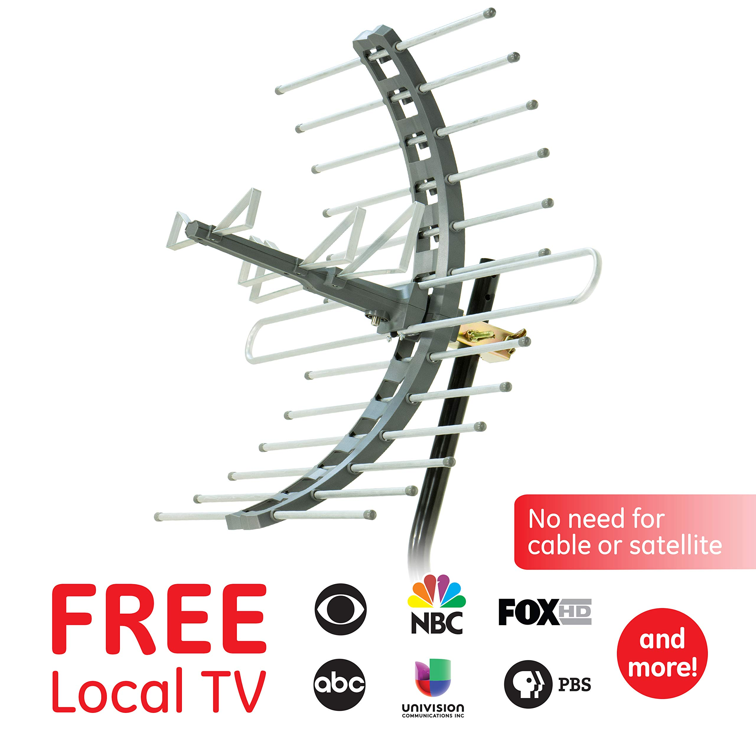 Best Rated in TV Antennas & Helpful Customer Reviews
