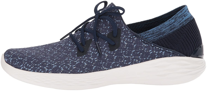 Skechers Women's You-14964 Sneaker B0721DBN4X 11 B(M) US|Navy