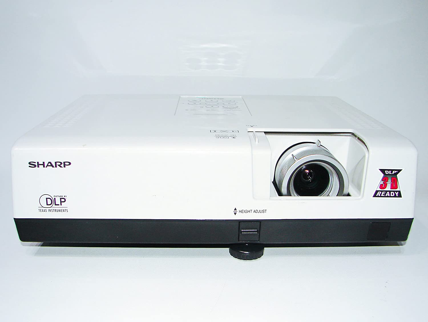 Amazon.com: Sharp PG-D2710 X Proyector Multimedia, 2700 ...