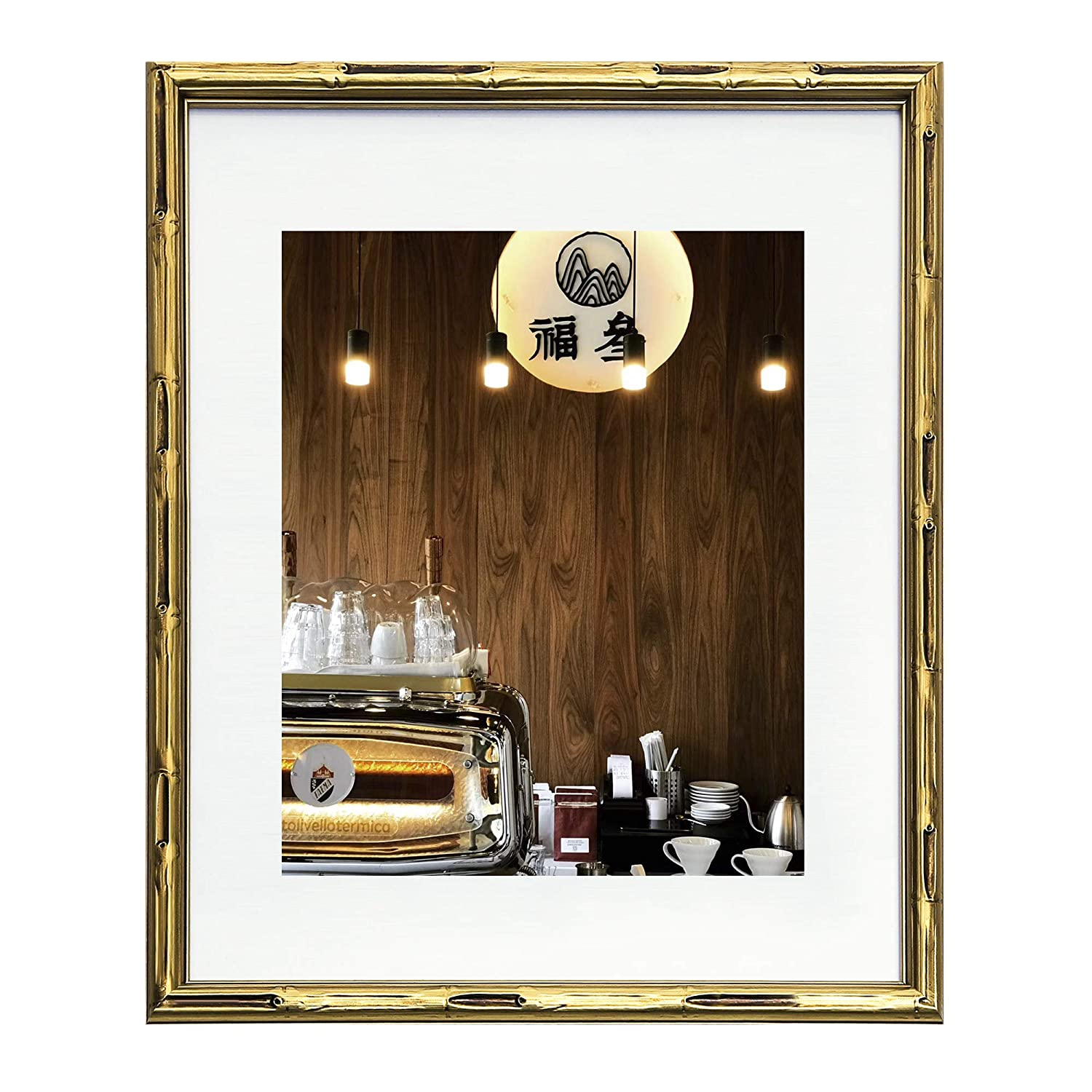 Amazoncom Flagship Frames 11x14 Frame Bamboo Modelling Made For