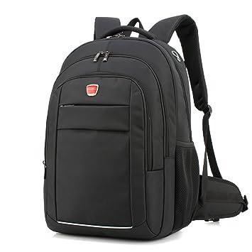 Coolbell (TM) 17,3 pulgadas portátil mochila bolsa de hombro equipaje bolsas de