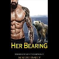 Her Bearing : BBW Werebear Shifter Romance (English Edition)