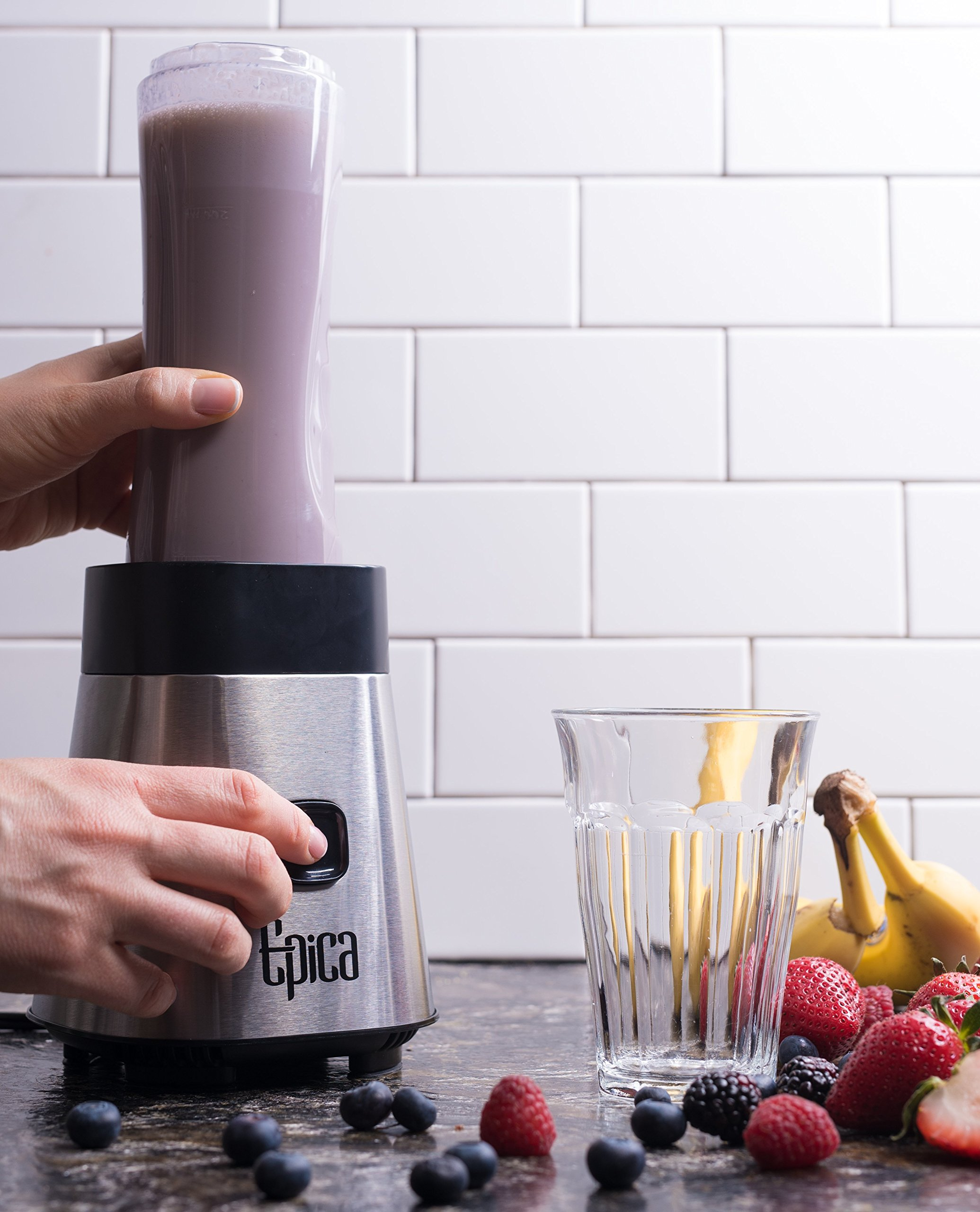 Epica Personal Blender with Take-Along Bottle by Epica (Image #7)
