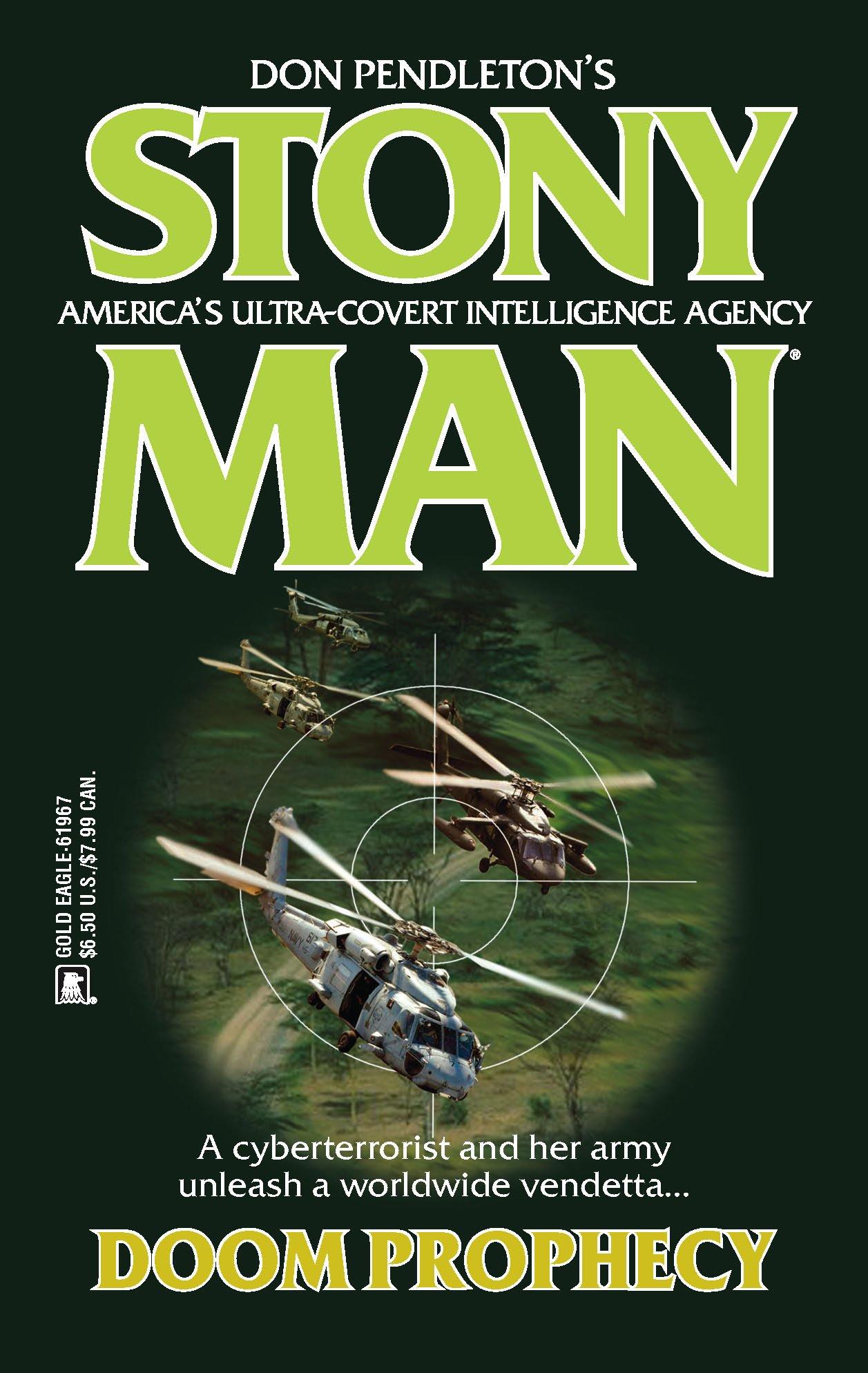 Read Online Doom Prophecy (Don Pendleton's Stony Man) pdf