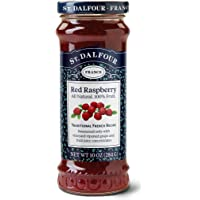 St. Dalfour Red Raspberry Fruit Spread, 284g